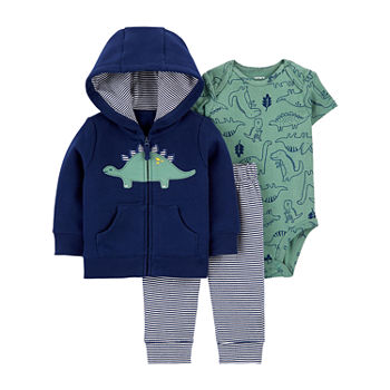 Carter's Baby Boys 3-pc. Pant Set