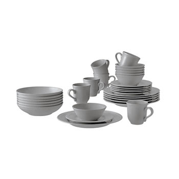 Home Expressions Caroline 30-pc. Dinnerware Set