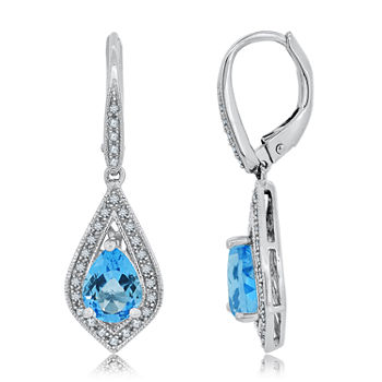 452d8f442 Fine Jewelry Drop Earrings Jcpenney Black Friday Sale for Shops - JCPenney