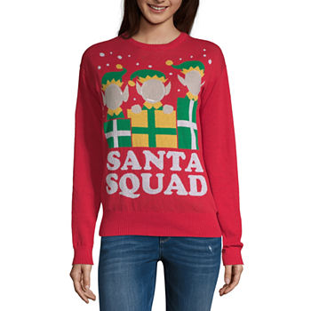 834327a8f3e7 Christmas Sweaters  Ugly   Tacky Xmas Sweaters - JCPenney