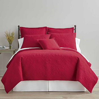 Red Comforters Bedding Sets For Bed Bath Jcpenney