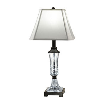 Dale Tiffany Cadence Crystal Crystal Table Lamp