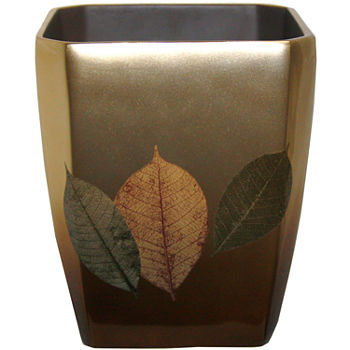 Bacova Guild Leaf Bathroom Accessories for Bed & Bath - JCPenney