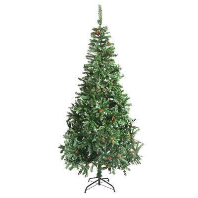 ALEKO Indoor Artificial Christmas Tree Holiday Pine Tree