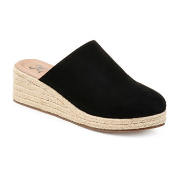 82b14d6eaecf Black Women s Flats   Loafers for Shoes - JCPenney