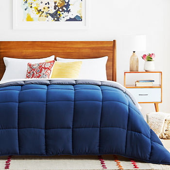 cal king down comforter California King Down & Down alt Comforters for Bed & Bath   JCPenney cal king down comforter