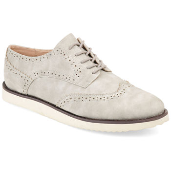 941deae3417 Gray Women s Flats   Loafers for Shoes - JCPenney