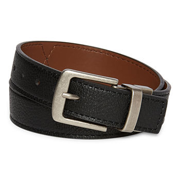 Levi's Heavy Stitch Big Boys Reversible Belt