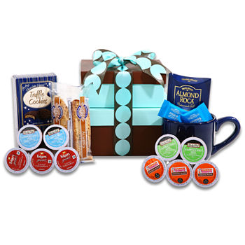 Gourmet gift baskets chocolates popcorn tins negle Gallery