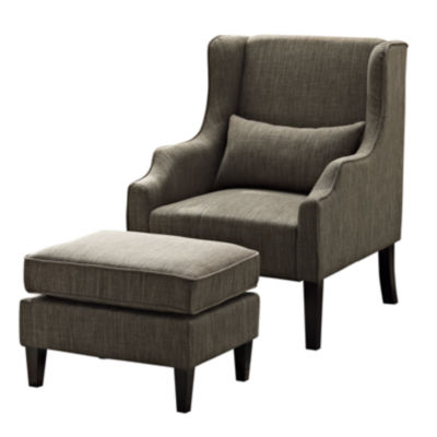 deals u0026 promotions  sc 1 st  JCPenney & Chair + Ottoman Sets Chairs u0026 Recliners For The Home - JCPenney