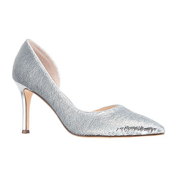 9d2cd39bffd1 Silver Women s Special Occasion Shoes for Shoes - JCPenney