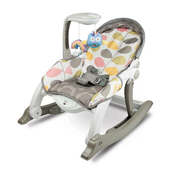 2 In 1 Grow With Me Rocking Chair