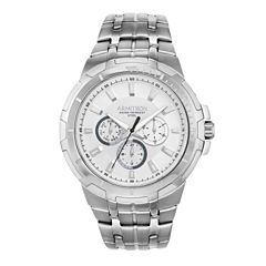 Armitron All Sport Mens Silver Tone Watch -20/5144svsv