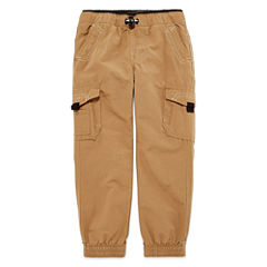 Ocean Current Poplin Jogger Pants - Preschool Boys