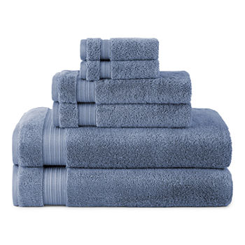 Linden Street Organic 6pc Bath Towel Set