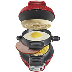 Hamilton Beach® Breakfast Sandwich Maker