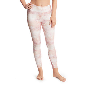 Jockey Womens Mid Rise Full Length Leggings