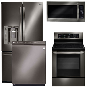 Stainless Steel Kitchen Packages for Appliances - JCPenney