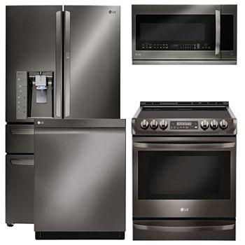 kitchen appliances kitchen appliance packages jcpenney