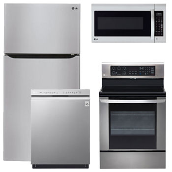 Black Frost Free Kitchen Packages for Appliances - JCPenney