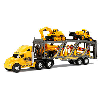 New Bright Contruction Free Wheel Hauler Set