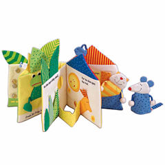Haba Little Leaf House Fabric Book