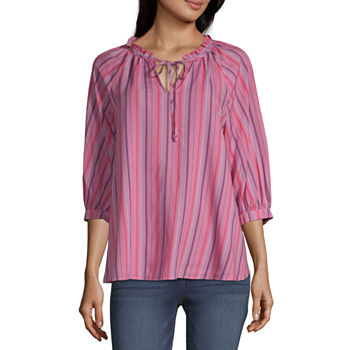 02593a6a2 CLEARANCE A.n.a Tops for Women - JCPenney