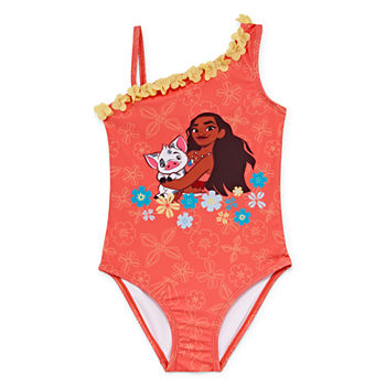 760074936d Toddler 2t-5t Moana Swimwear for Kids - JCPenney