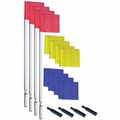 Champion Sports World Cup 12-pc. Soccer Corner Flags