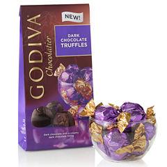 Godiva Dark Chocolate Truffles