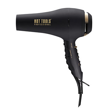 Hot Tools Dc Black Gold Motor Dryer Hair Dryer
