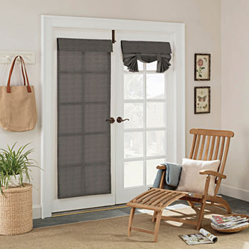 Custom Length Door Panel Curtains Drapes For Window