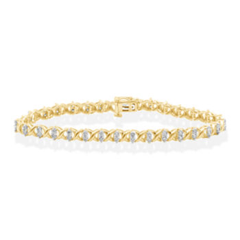 10k Gold Bracelets All Fine Jewelry For Jewelry Watches Jcpenney