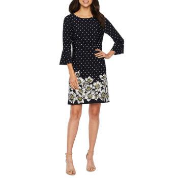 Mid Length Dresses Tea Length Jcpenney