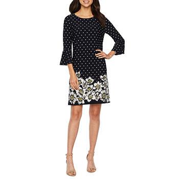 Casual Shift Dresses Dresses For Women Jcpenney