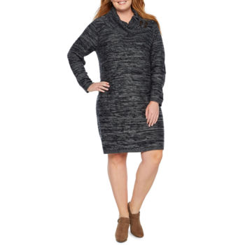 Plus Size Sweater Dresses Dresses For Women Jcpenney