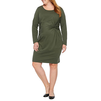 1567f5552 CLEARANCE Plus Maternity Size Dresses for Women - JCPenney