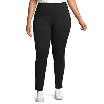 792eaf2ef2 CLEARANCE Plus Size Pants for Women - JCPenney