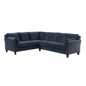 Best of tufted sofas & couches blue For Your House - Amazing blue sofa set Style