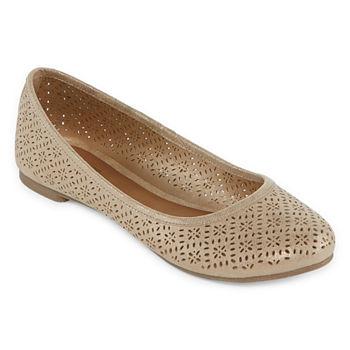 3ea59d0e6eac Ballet Flats for Shoes - JCPenney