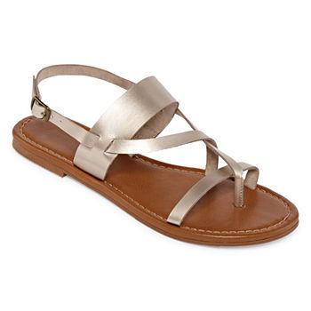 9bc57b3fef1 Arizona Women s Sandals   Flip Flops for Shoes - JCPenney