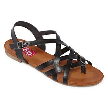 Matisse Flat Sandals Adjustable Womens Pop Strap K1JFcTl