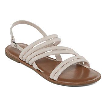 7d97b9a5adea Pink Women s Sandals   Flip Flops for Shoes - JCPenney