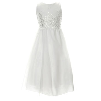 Plus Size First Communion Dresses for Kids - JCPenney