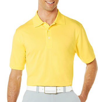 Shirts Tops Yellow Workout Clothes For Men Jcpenney