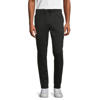 Msx By Michael Strahan Double Knit Mens Mid Rise Jogger Pant