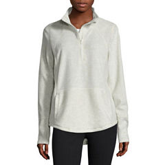 Xersion Quarter-Zip Pullover Talls