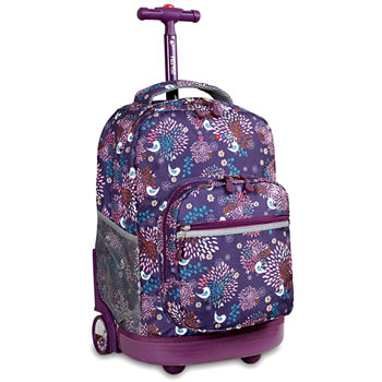J World Sunrise Wheeled Backpack 7ad89065f0caf