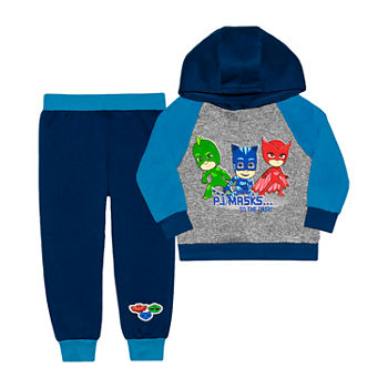 Toddler Boys PJ Masks 2-pc. Pant Set