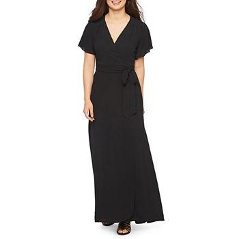 Maxi Dresses Black Dresses For Women Jcpenney